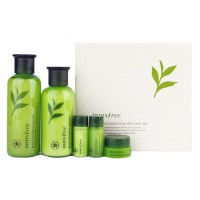 green tea balancing special skin care set