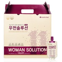 CHUNHO Woman Solution (75ml × 60ea)