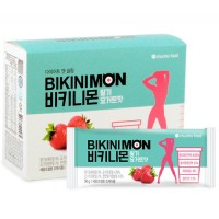 CHUNHO Diet & Slim BIKINIMON Strawberry Yogurt (30g x 10pack)